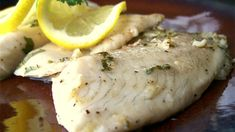 WW Freestyle Zero Point Week: Lemon and Pepper Baked Fish