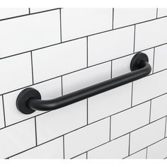 evekare manufactures a wide range of disability grab rails suitable for assisted living and aged care applications. Grab rails can be installed horizontally, vertically or diagonally and can be installed to meet compliance with AS 1428.1. Grab rails can be installed in showers, next to toilets and basins, or other locations where extra support is desired. This unique range has a luxury comfort grip which provides extra grip and a warmer touch than standard stainless steel grab rails. The… Independent Living Aids, Aged Care, Bathroom Plumbing, Basins, Assisted Living, Toilets, Disability, Matte Black, Showers