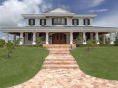 island plantation style