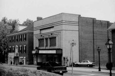Roxy Theatre. Rogersville ,Tennessee has been torn down for many years.