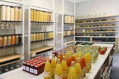 Berlim tem o primeiro supermercado sem embalagem da Alemanha - MISTURA URBANA