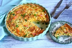 Quiche Lorraine, A Food, Good Food, Food And Drink, Yummy Food, High Tea, Dinner Recipes, Lunch, Breakfast
