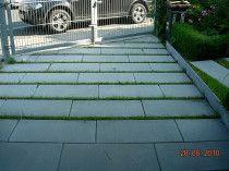FRANKENGRÜN Grünanlagenbau einfach geile gärten... - betonplatten - großformat