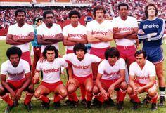 America De Cali of Colombia team group in Alberto Garcia, Merida, Valencia, Football Team, Orlando, Soccer, Entertaining, History, Couple Photos