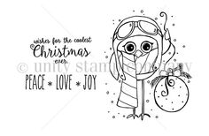 Cool Little Christmas – Unity Stamp Co | Unity Stamp Co