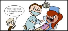 6 REASONS DENTISTS ARE EVIL: Dentists Are Greedy, Greedy Jerks