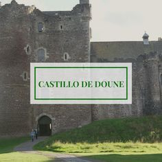En este pequeño castillo escocés se han rodado escenas de series como Juego de Tronos y Outlander. ¿Te gustaría descubrir qué otros rodajes ha acogido? En Marcha y Sin Pausa Doune Castle, Scotland, UK,