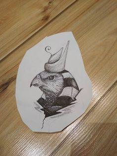 Tattoo Horus