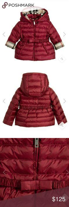 valentino puffer coat