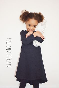 circle dress by Needle and Ted