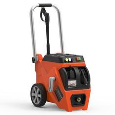 Yard Force 1800-Psi 1.2-Gallon-Gpm Cold Water Electric Pressure Washer