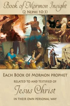 The prophets in the Book of Mormon each referred to Christ differently based off… Book Of Mormon Prophets, Book Of Mormon Scriptures, Book Of Mormon Stories, Lds Books, Lds Mormon, Lds Seminary, Doctrine And Covenants, Lds Church, Church Ideas