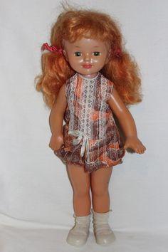 Кукла советская ходячая. Ленигрушка. Мотовилова.