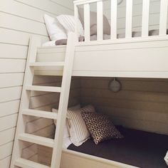 Custom Bunk Beds in Canmore Guest House