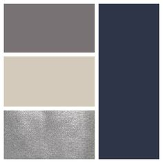 Colour pallet? I like the greys complimenting the dark blue.