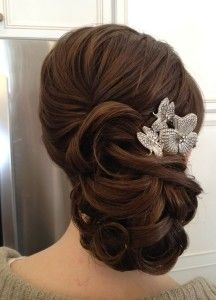 Indian bridal hairstyles in weddings. Top best most beautiful ...