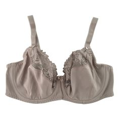One flexible large size  bra in easy-to-fit sizes, all with great Bali support. The unique fabrics and design offer fit flexibility without compromising great support for a perfect fit every time. Now available in a new deco pattern with cooling to help keep you cool and comfortable.#caslandbra #plussizelingerie #bra Large Size Bras, Plus Size Bra, Plus Size Lingerie, Soft Cup Bra, Keep Your Cool, Flexibility, Perfect Fit, Bali, Fabrics