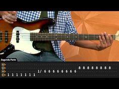 Clocks - Coldplay (aula de contrabaixo) - YouTube
