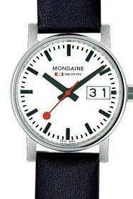 Best. Mondaine Big Evo. #swisstimeHQ #swissmade #watch #inspiration