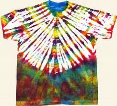 Image result for Different Tie Dye Patterns