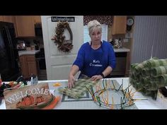 Pumpkin Fall Wreath Tutorial - YouTube