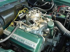 Hemi Engine, Car Engine, Motor Engine, Chrysler Hemi, Chrysler Valiant, Performance Engines, Performance Cars, Desoto Firedome, Desoto Cars