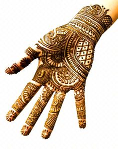 Henna Hand Designs, Full Mehndi Designs, Mehndi Designs Finger, Simple Arabic Mehndi Designs, Mehndi Designs For Girls, Mehndi Designs For Beginners, Wedding Mehndi Designs, Mehndi Design Pictures, Mehndi Images