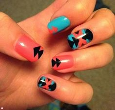Easy Nail Designs 2014