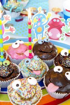 creative cupcakes ... für den fall das die deko-ideen mal ausgehen ... (Creative Fall Recipes)
