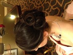 Hair by The Funky Debutante. #thefunkydebutante. www.thefunkydebutante.com