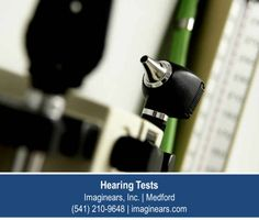 http://imaginears.com – It's called an otoscope and it's the first step in your professional hearing test. For a complete hearing exam in Medford schedule an appointment with the pros at Imaginears, Inc..