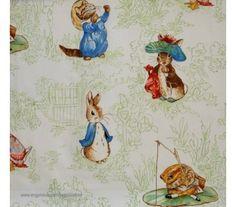 Jane Churchill The tales of Beatrix Potter Tyg