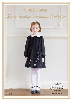 Tocca Bambini Ceremony Collection 2015