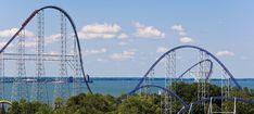Cedar Point, Ohio- love the millennium force!!