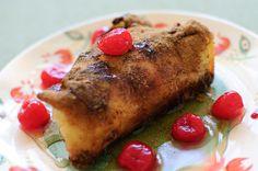 to Make Deep Fried Cheesecake - Ok, I'm not a fan of the deep fried ...