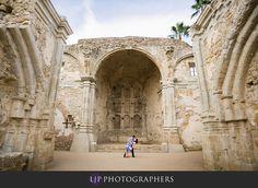 Mission San Juan Capistrano Engagement | Jia-Ling & Diego