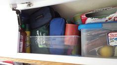 Class B Stuff - Simple Ideas ~ Re-Purposing Thrift Store Finds for Van