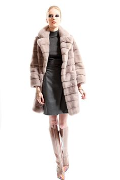 Another great coat. Chado Ralph Rucci #nyfw Fall 2012 RTW