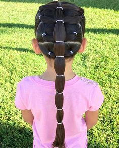 "✨""The first step towards getting somewhere is to decide that you are not going to stay where you are.""✨ . Hope everyone from the US had a great Labor Day weekend . Elastic style we did last Friday but didn't get to post . #pr3ttyhairstyles #braidphotos #braidsforlittlegirls #cghphotofeature #sweetheartshairdesign #peinado #hairstyle #hotd #hair #hairideas #braidideas #trenza #longhairdontcare #longhair #braids"
