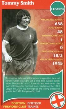 2007 Top Trumps Specials Liverpool #NNO Tommy Smith Front