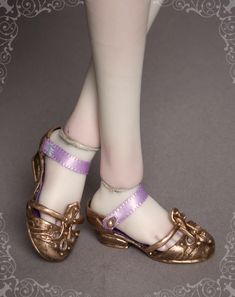 Enchanted Doll Shoes
