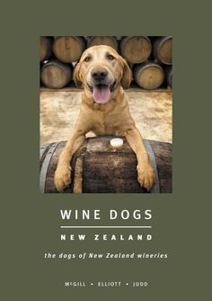 Wine Dogs New Zealand ** For more information, visit image link.