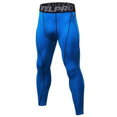 PRO Men\'s Sports Fitness Running Training Pants