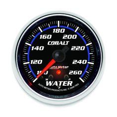 """2-5/8"""" WATER TEMP, 100- 260`F, FSE, COBALT - Gauges - Cobalt"""