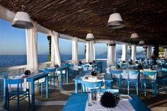 Il Riccio – Stylish Waterfront Restaurant In Capri