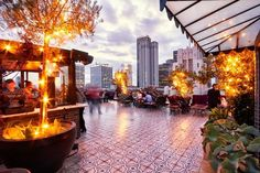 Downtown is an after-work drinks nirvana. Here are the best of the best.