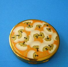 Rare Vintage Coty Lalique Mirror Compact with by VintageTrue, $115.00