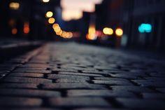 Street Bokeh Photography by Erik Witsoe
