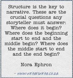 Quotable - Nora Ephron - Writers Write Creative Blog