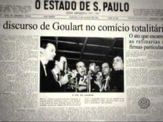 SBT Brasil revela influência dos EUA na ditadura militar